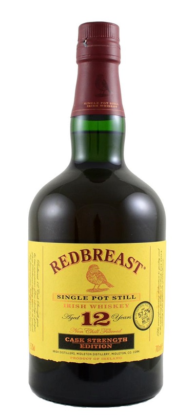 Whisky Redbreast